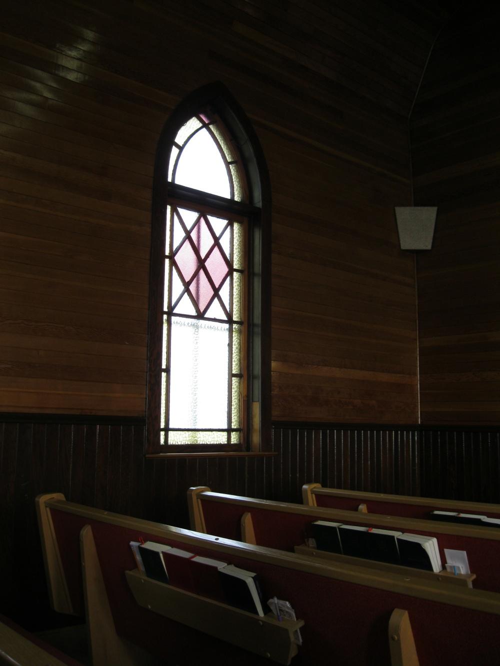 church foreclosures.
